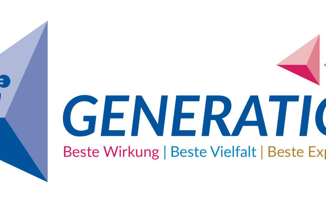 Richtlinie für das Förderprogramm Generation³ geht in die Nachspielzeit