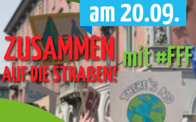BDKJ Diözesanverband ruft am 20.09.2019 zum Klimastreik auf!