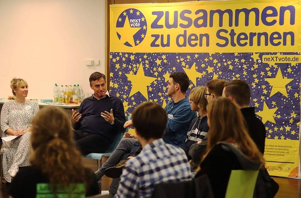 Jugendbeteiligung und die europäische Verantwortung in der der Klimafrage