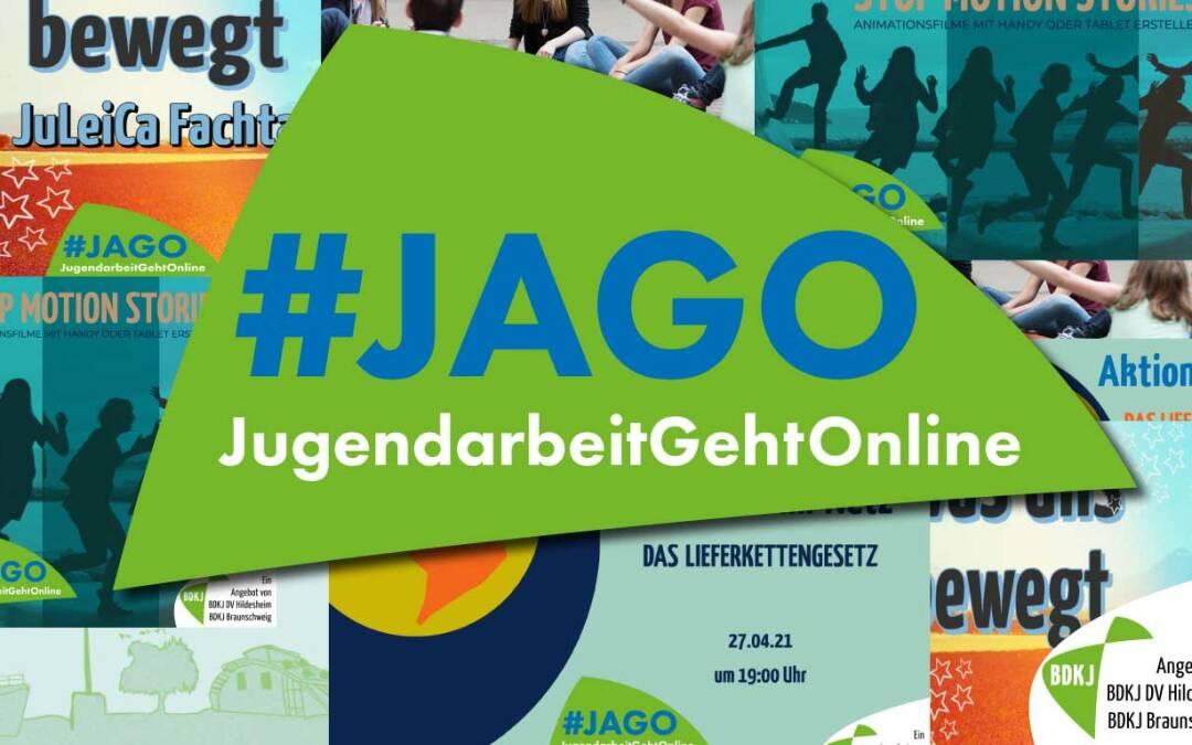JAGO – Unsere Fortbildungsangebote starten wieder