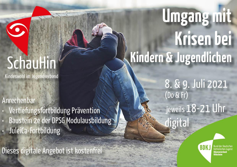 SchauHin - Umgang mit Krisen bei Kindern & Jugendlichen